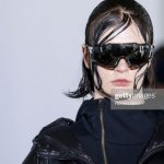 The Black Collections with Finest Zipper Design at Paris Fashion Week Womenswear Fall/Winter 2019/2020