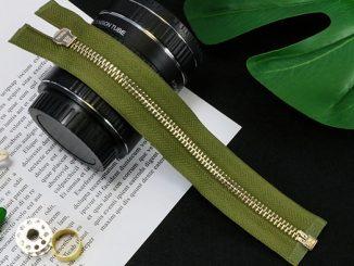 Metal Zipper Manufacturing