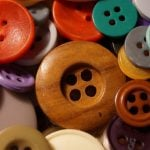 Your Old Clothing Buttons May Be a Collector's Windfall