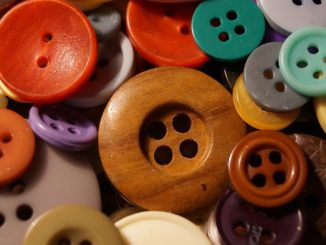 Your Old Clothing Buttons