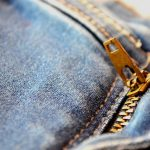 How to Fix a Jeans Zipper That Won't Stay Zipped Up