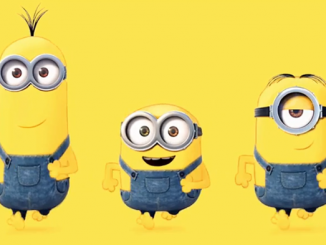 Minions inspires the world's first Branded Color - Minion Yellow