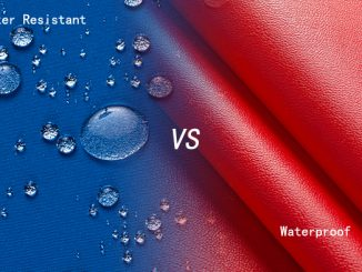Waterproof Fabric or Water Resistant Fabric
