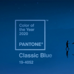 The Color of Fashion in the Year 2020 – Classic Blue