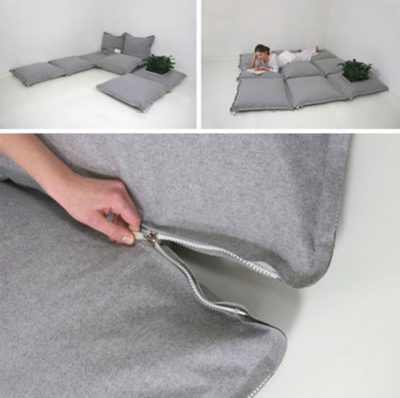 pillow zip