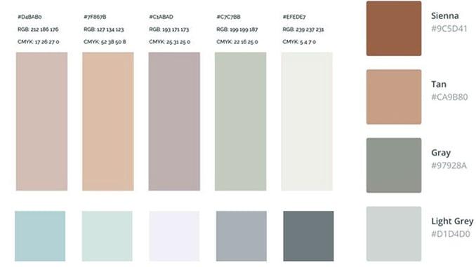 morandi colors 1