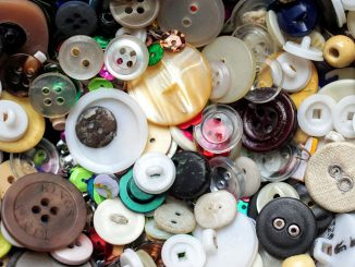 Various types of Buttons