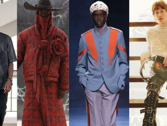 Highlights from Paris Men's fashion week FW21