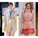 2021 S/S Fashion Trend on Women's Suits