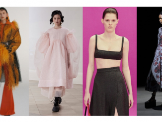 5 Key Elements You Need to Know from LFW Autumn&Winter 2021