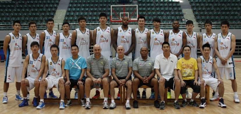 SBS Basketball Team
