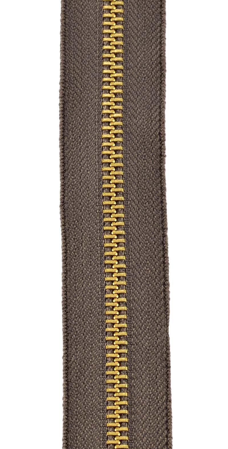 Teeth Color Of Metal Zipper | SBS Zipper.Metal zippers ...