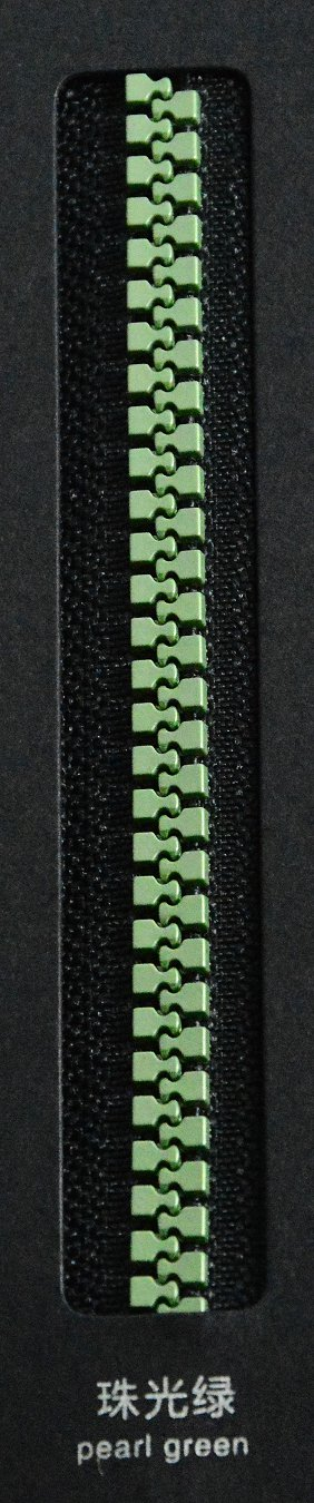 pearl green | SBS Zipper