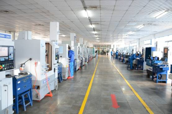 View the Precision Mould Manufacturing Workshop image in high-resolution