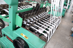 View the Metal Zipper Weaving Machine#2 image in high-resolution