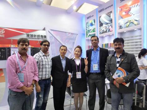 SBS Attending The 114th Canton Fair