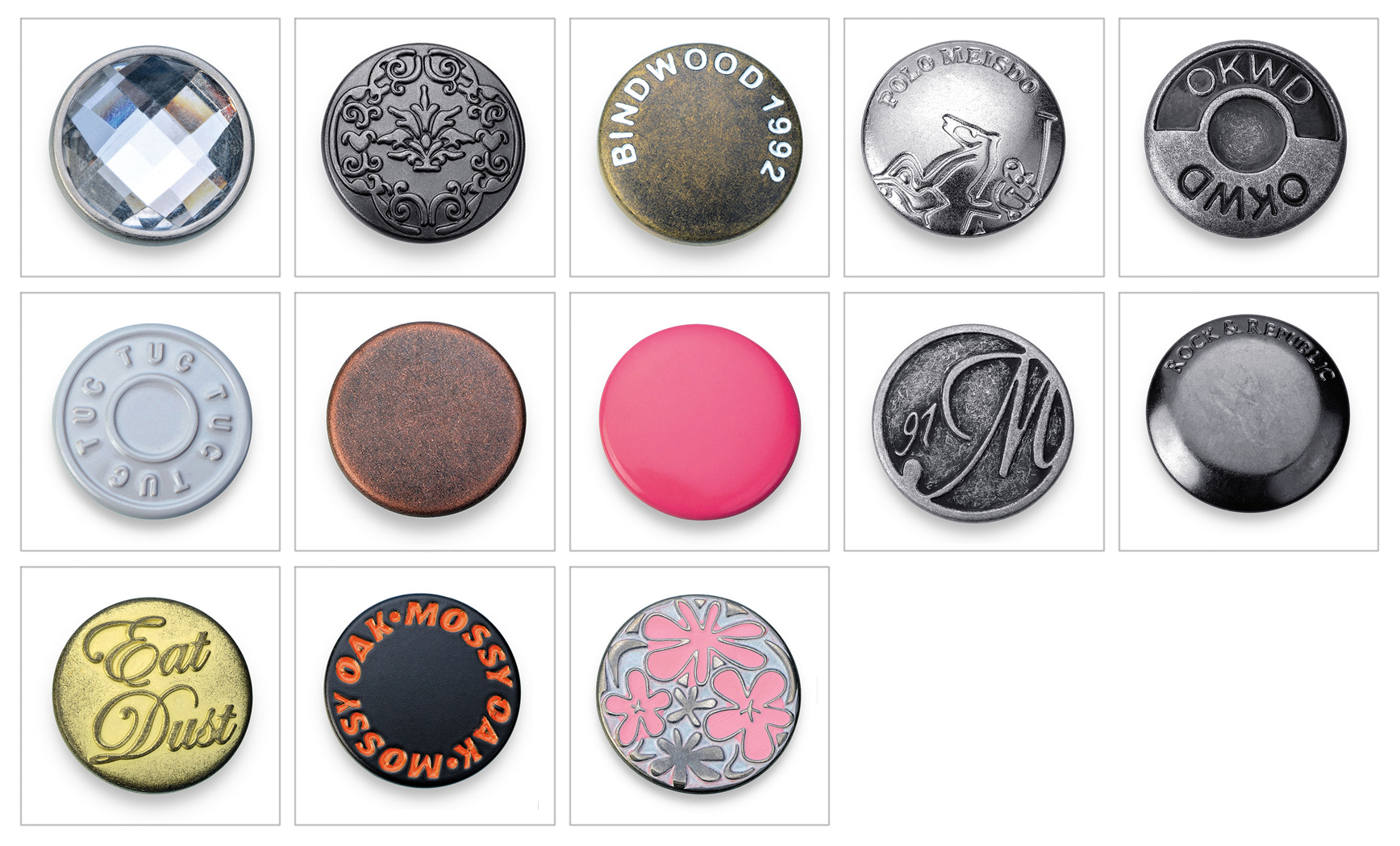 Garment Buttons Supplier