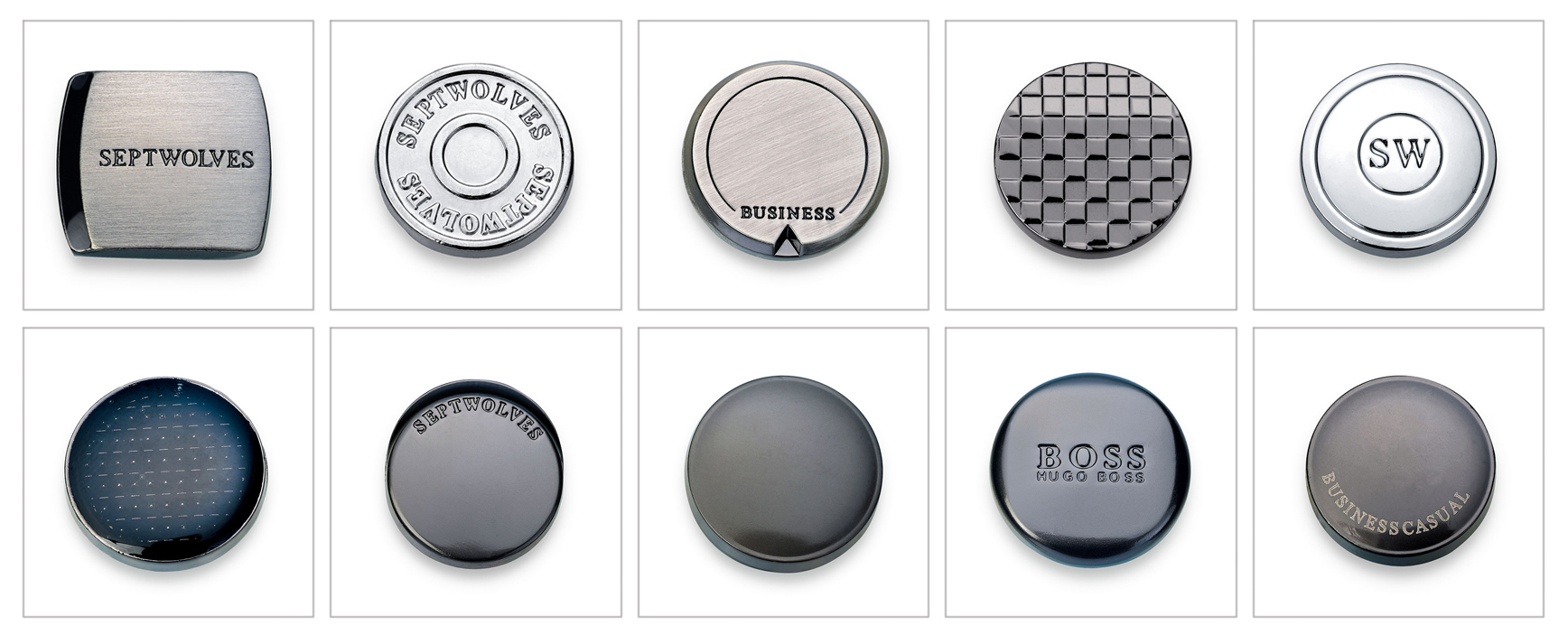 Wholesale Snap Buttons for Clothing