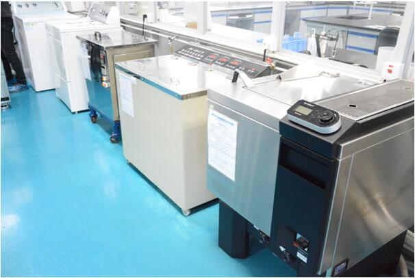 View the Washing Fastness Tester image in high-resolution