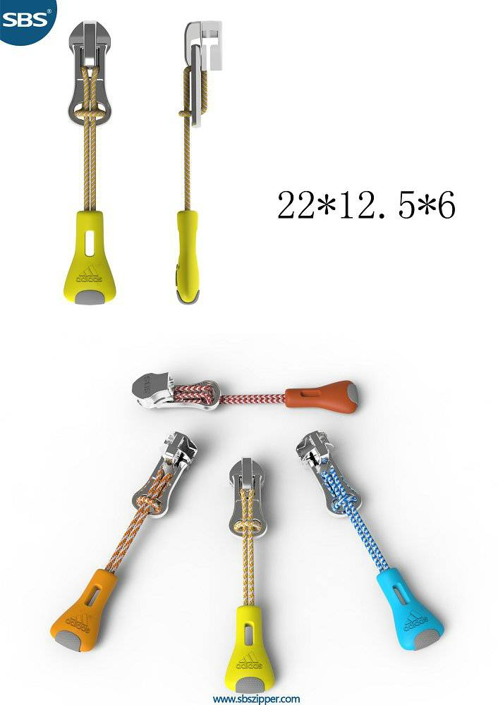 Personalized Zipper Pulls Manufacturer 15ASO008 | SBS Zipper