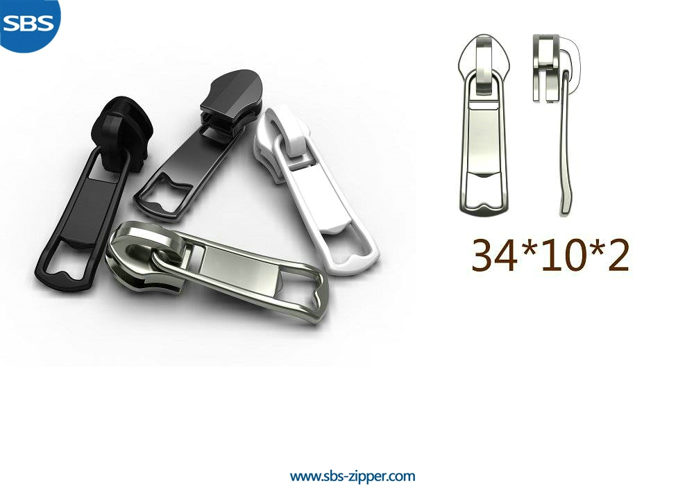 Heavy Duty Zipper Pulls Wholesale 15SC001 | SBS Zipper