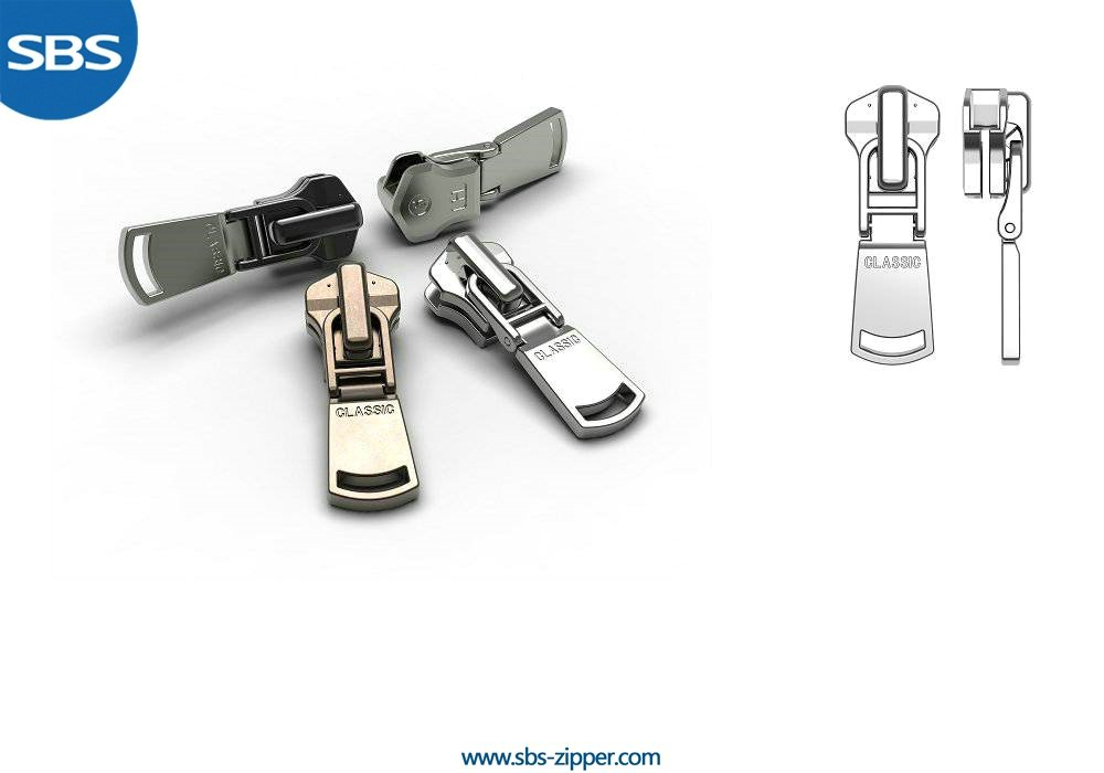 Luggage Zipper Pulls Manufacturer 15SMC002 | SBS Zipper