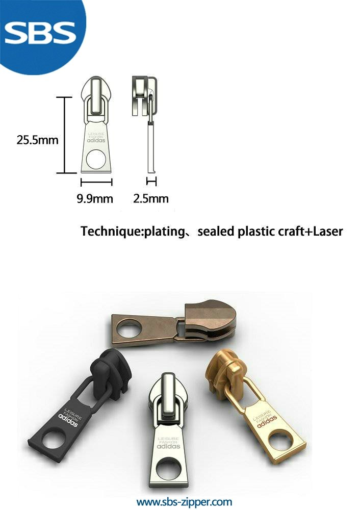 Heavy Duty Zipper Pulls Supplier 15SSO016 | SBS Zipper