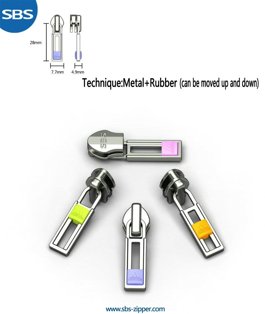 Zipper Puller Design Wholesale 16SSO006 | SBS Zipper