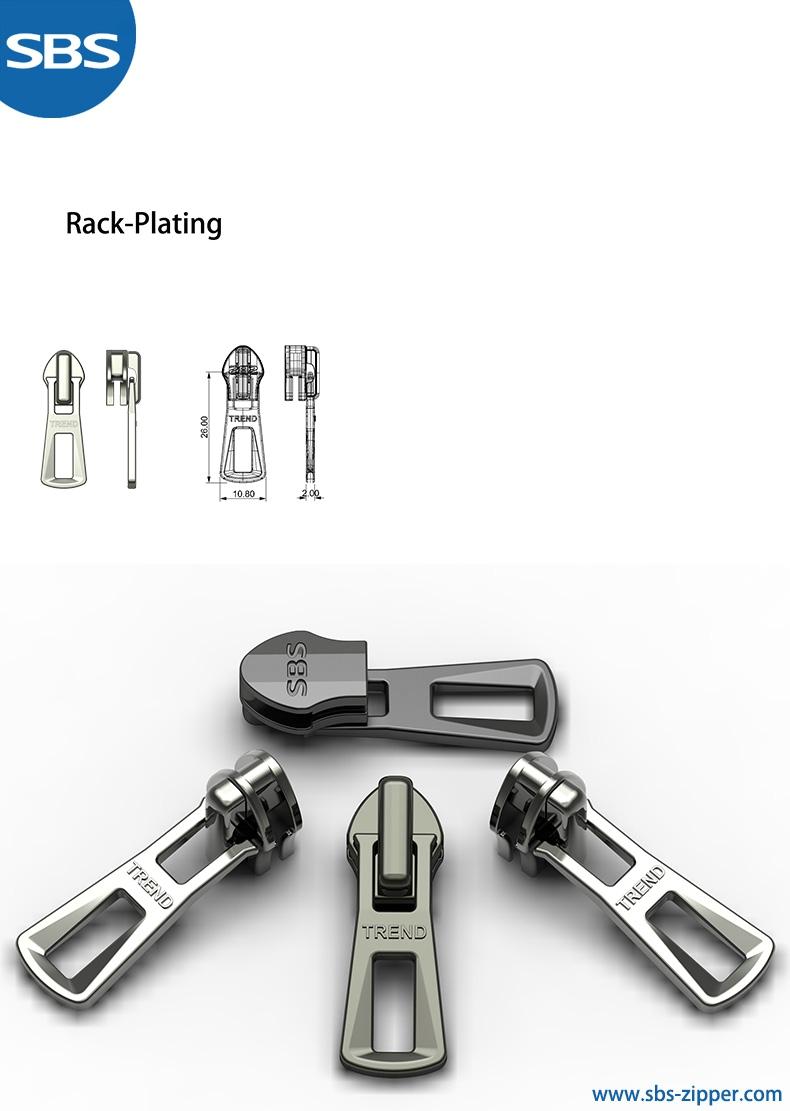 Personalized Zipper Pulls Wholesale 18sso014 Sbs Zipper