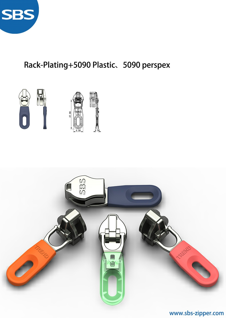 Zipper Puller Design Manufacturer 18SSO024 | sbs-zipper.com