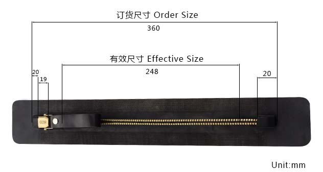 Waterproof Zipper Manufacturer  | SBS Zipper