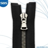 Europe Style Teeth Metal Zipper