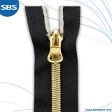 Coating Coil Zipper
