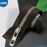 Metal Zipper  With Elastic Tape