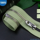 Recycled Metal Zipper